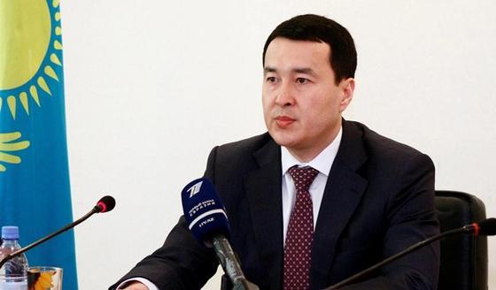 Алихан Смаилов назначен министром финансов Казахстана