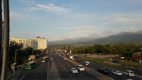 На Аль-Фараби вернут 80 км/ч в Алматы