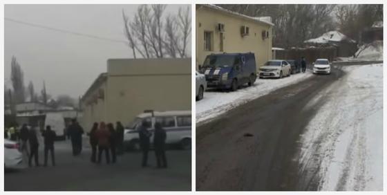 Стреляли из обреза: грабители тяжело ранили работников торговой фирмы в Алматы