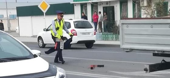 Мужчина насмерть сбил пешехода в Атырау (Фото 18+)