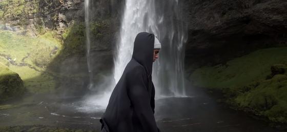 Джастин Бибер навредил природе Исландии