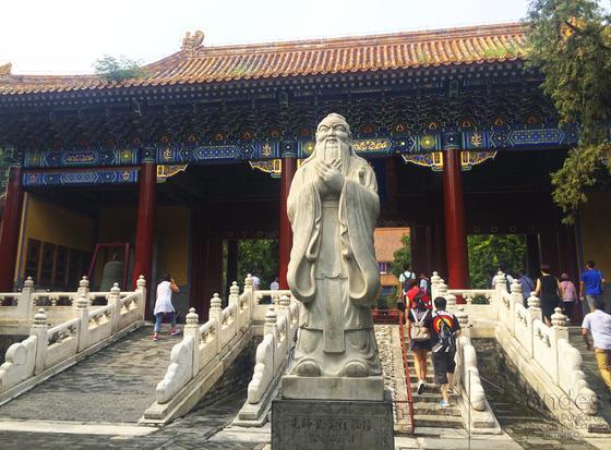 Конфуций: биография и учение китайского мыслителя