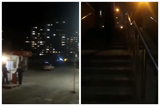 Девушку едва не изнасиловали в подземном переходе в Алматы (видео)