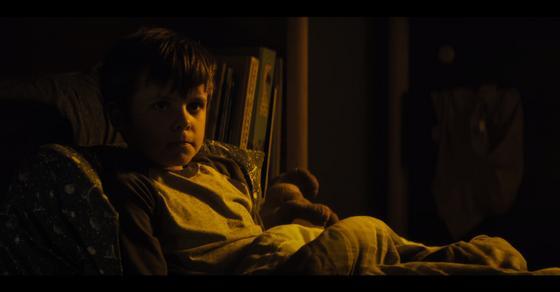 Кадр из фильм ужасов «Проклятие» (2020)