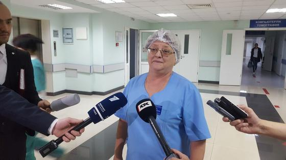 Татьяна Лебига. Фото NUR.KZ