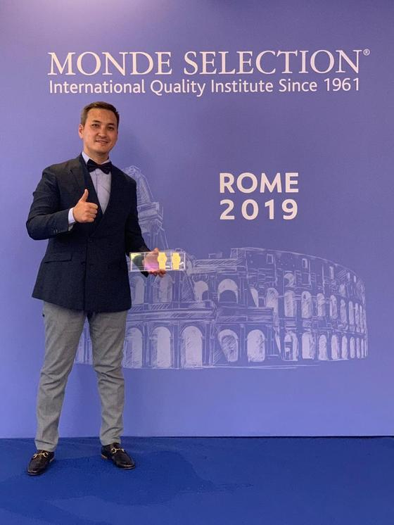 Мировые эксперты: казахстанская вода достойна высшей награды