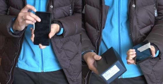Международный канал сбыта краденых телефонов пресекла полиция Алматы