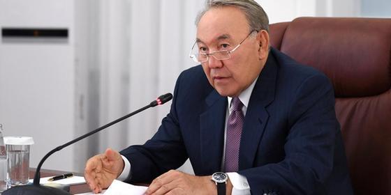 Где теперь будет выступать Назарбаев