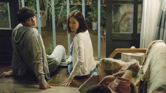 Кадр из фильма «А теперь я иду встретиться с тобой»
