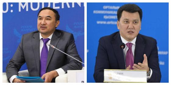 Токаев назначил своих советников