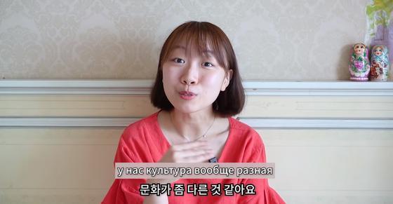 Казахстанец удивил девушку-блогера из Южной Кореи (видео)