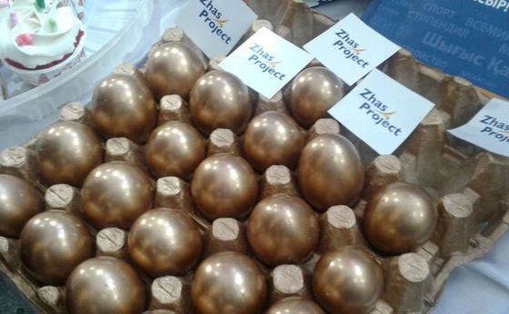 Шығыс Қазақстан дүкендерінде алтын жұмыртқалар сатылып жатыр