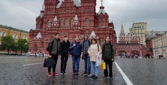 Проект школьника из Нур-Султана стал лучшим в Яндекс