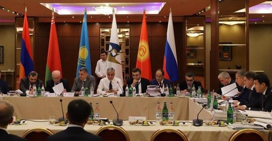 Функционирование внутренних рынков и цифровую повестку ЕАЭС обсудили на Совете ЕЭК