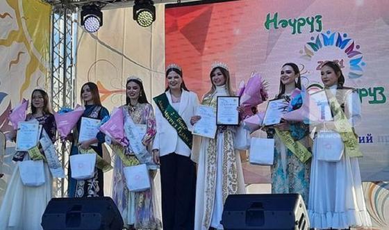 Конкурс красоты в Татарстане