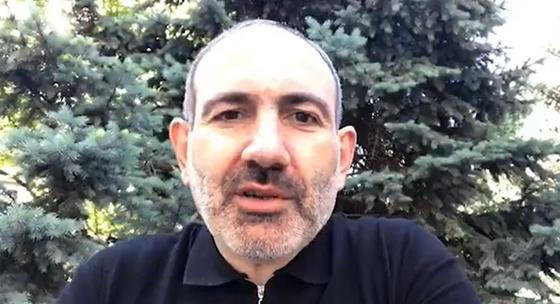 Армения премьері Пашиньян коронавирус жұқтырды