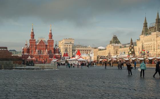 Холостяк с пельменями искал жену на Красной площади, а нарвался на полицию