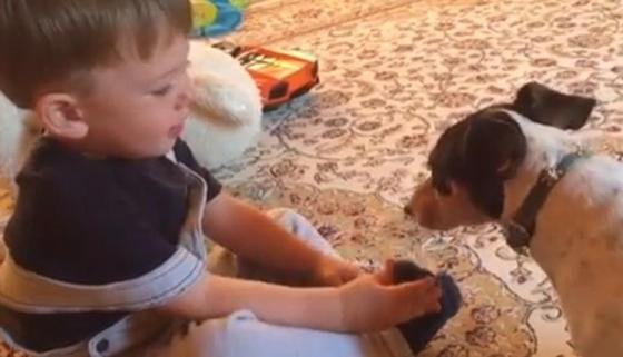 Сын Фриске зовет маму: сестра певицы опубликовала видео с маленьким Платоном