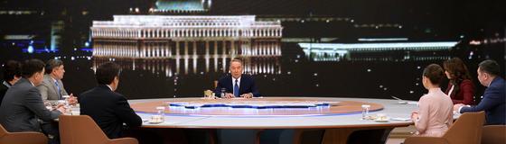 Назарбаев подвел итоги года