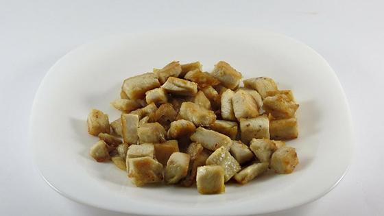 """Сухарики для салата """"Цезарь"""""""