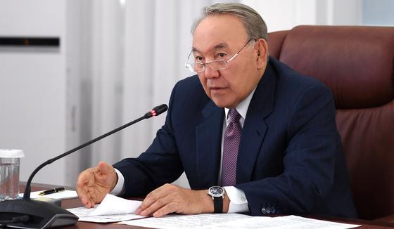 Назарбаев подписал указ об исполнении полномочий президента Казахстана