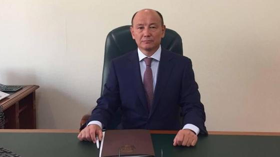 Сабит Нурлыбай назначен ответсекретарем министерства экологии