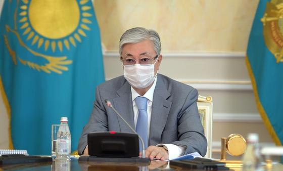 Выступление Токаева на расширенном заседании правительства: как это было