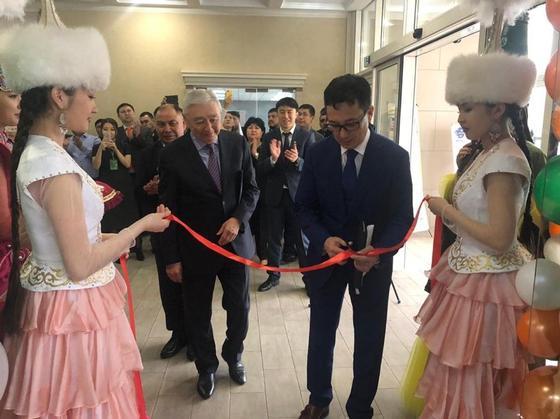 Филиал «Аграрной кредитной корпорации» открылся в Караганде