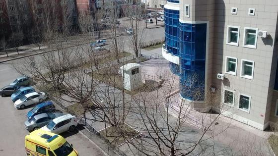 Квартал на правом берегу столицы закрыли на карантин