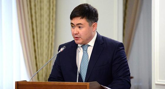 Тимур Сүлейменов. Фото: primeminister.kz