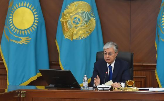 Аким Шымкента доложил президенту РК Токаеву об эпидемиологической обстановке