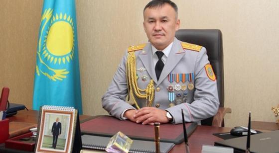 Дархан Қанатбеков. Фото:mediaovd.kz