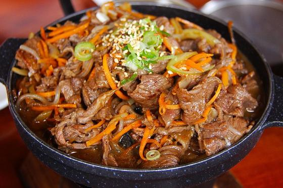 Корейская кухня: Свинина по-корейски
