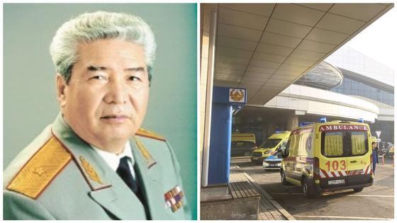 Что происходит после крушения самолета Bek Air (LIVE)