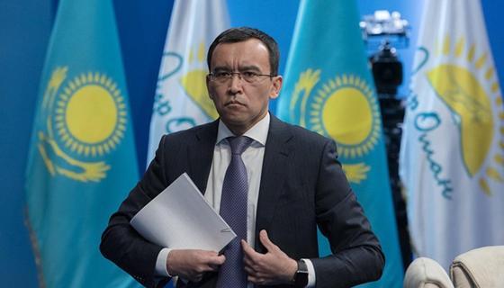 Мәулен Әшімбаев. Фото: © Sputnik / Болат Шайхинов