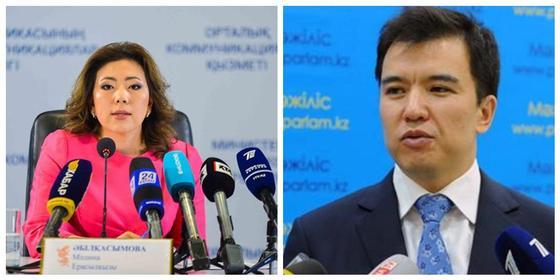 Даленов Әбілқасымова орынбасары болып тағайындалуына қатысты пікір білдірді