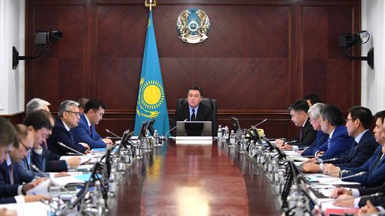 Мамин рассказал, как правительство будет реализовывать план действий Токаева