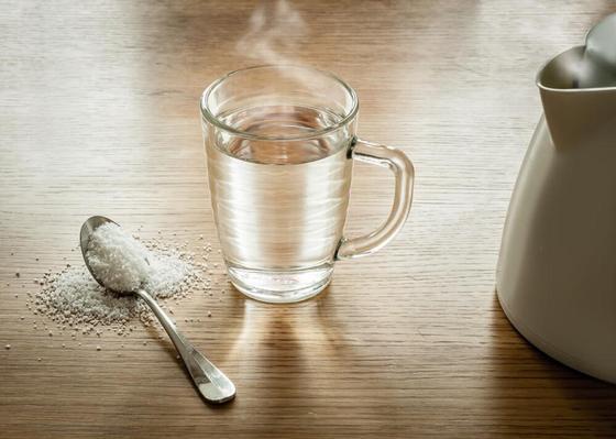 Очищение организма водой с солью: инструкция