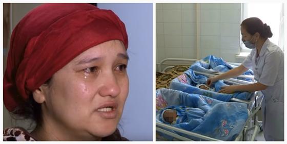 Спасенную медиками маму с тройняшками выгоняют на улицу в Шымкенте