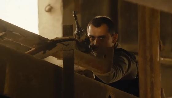 Кадр из фильма «Скорпион»