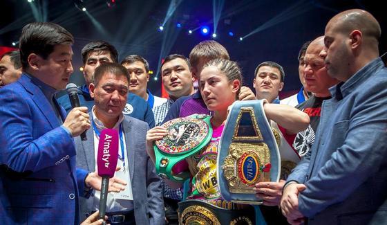 Фируза Шарипова лишилась титула чемпионки мира