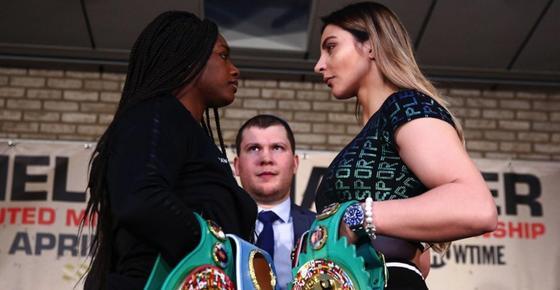 Уроженка Казахстана готовится к самому знаковому бою в истории бокса