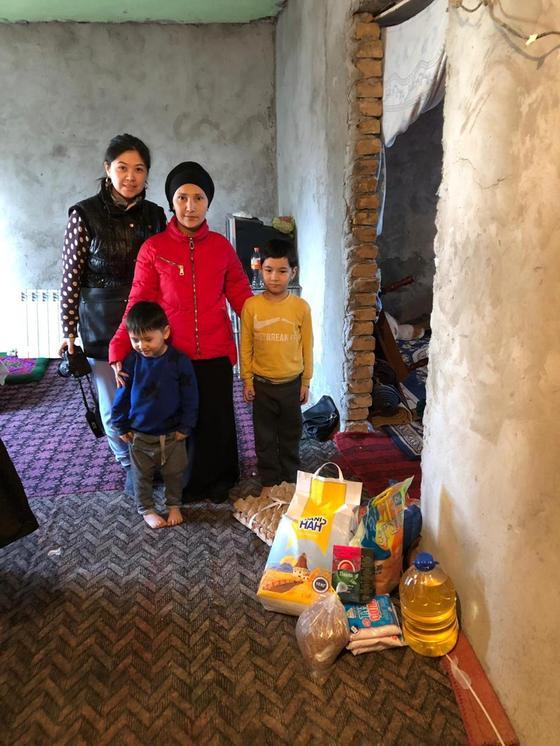Фото: Шымкент қалалық жұмыспен қамту және әлеуметтік бағдарламалар басқармасы