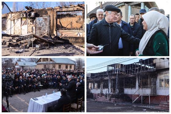 90 уголовных дел возбуждено по событиям в Кордае