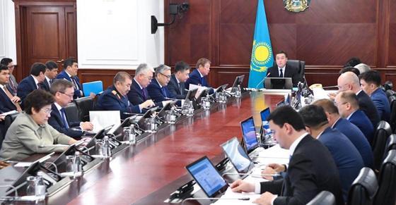 Мамин рассказал о росте ВВП Казахстана