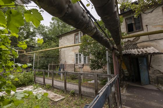 Дом на улице Сулейменова