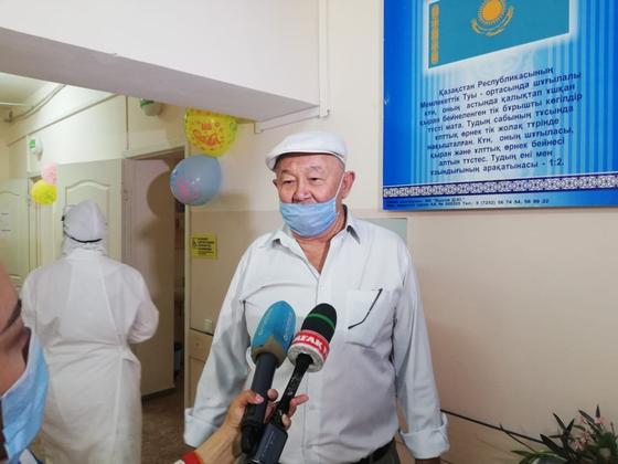 Фото: пресс-служба акимата Шымкента