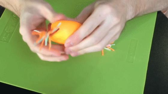 Как сделать слайм из шарика и муки