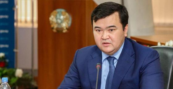 Женис Касымбек назначен заместителем премьер-министра Казахстана