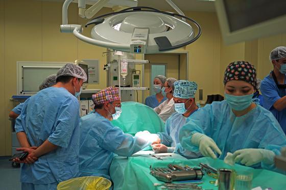 2018 жылы «BI-Жұлдызай» қоры сал ауруына шалдыққан балаларға 173 хирургиялық ота жасады